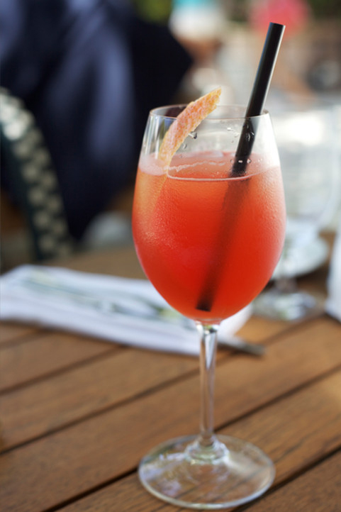 Grapefruit Cocktail